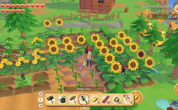 Pioneers of Olive Town is flawed, but the actual farming is soothing and engaging.