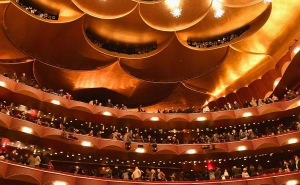 On Thursday afternoon, New York's Metropolitan Opera announced it was canceling all performances through the end of its 2019-20 season, which was to run through May 9.