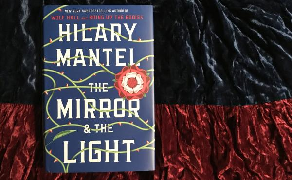 The Mirror and the Light, by Hilary Mantel