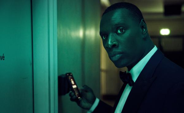 Omar Sy stars as a shapeshifting thief in the Netflix series Lupin.