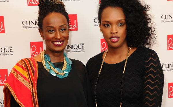 Leyla Hussein and Nimco Ali, co-founders of a nonprofit group that seeks to eliminate female genital mutilation, were honored by Queen Elizabeth II for their work.