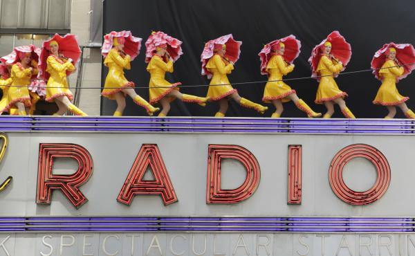 The Radio City Rockettes are a New York institution and have participated in inauguration celebrations before. But this time, some Rockettes aren't feeling too festive.