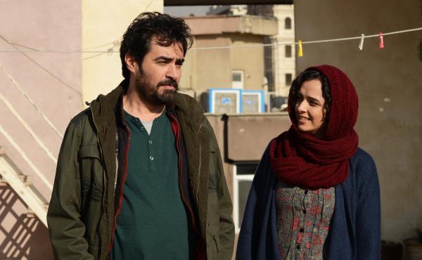 Shahab Hosseini and Taraneh Alidoosti in Asghar Farhadi's The Salesman.