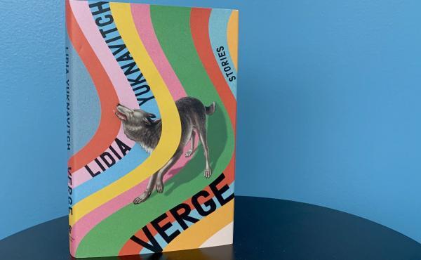 Verge, by Lidia Yuknavitch
