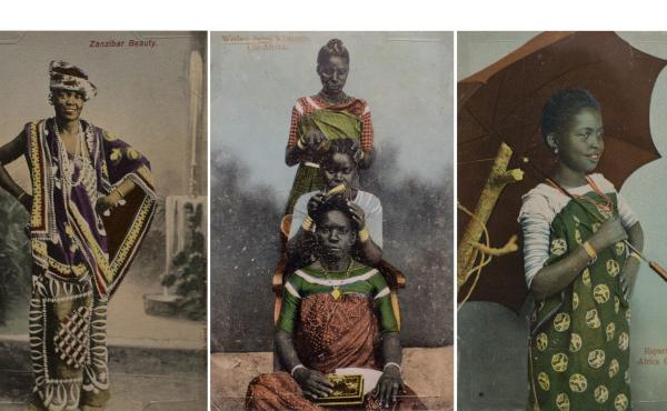 Postcards from World on the Horizon: Swahili Arts Across the Indian Ocean, a new exhibition at the Smithsonian's National Museum of African Art.