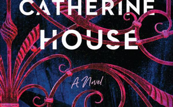 The cover of the Elisabeth Thomas's Catherine House.