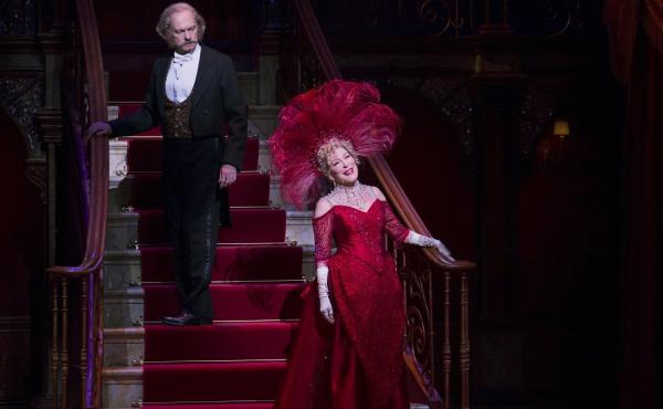 David Hyde Pierce and Bette Midler are both nominated for Tony Awards for their roles in the current Broadway revival of Hello, Dolly!