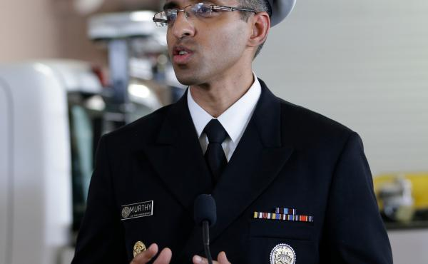 U.S. Surgeon General Dr. Vivek Murthy, who has helped the U.S. through other crises like the Zika outbreak, is now taking on health misinformation around COVID-19, which he says continues to jeopardize the country's efforts to beat back the virus.