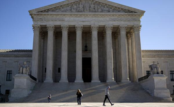 The new White House website was updated Monday to include a Web page for the judicial branch.