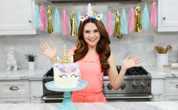 Rosanna Pansino is a YouTube star and a celebrity chef. Her YouTube cooking show Nerdy Nummies has millions of subscribers, many of whom are children interested in baking.