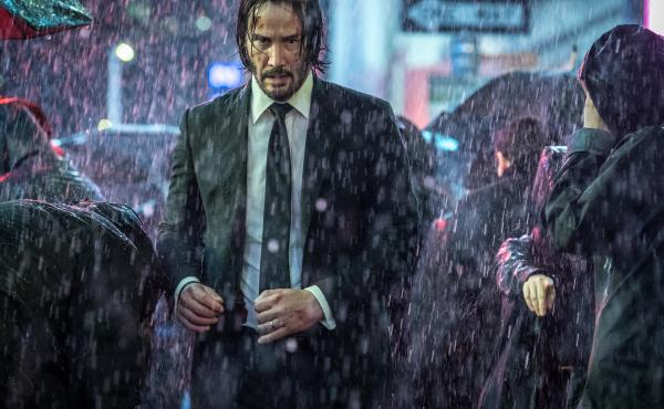 Keanu Reeves is back in the over the top John Wick: Chapter 3 - Parabellum.