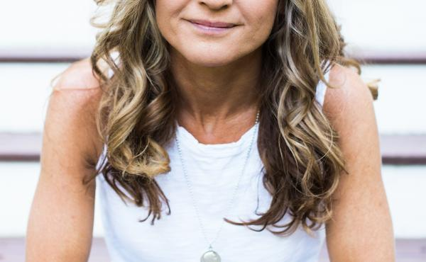 """""""I'm so sick of self-improvement ..."""" says author Glennon Doyle. """"Stop trying to be a good this, a good that ... and just be who you are."""" Doyle says her new book Untamed is about """"self returning."""""""