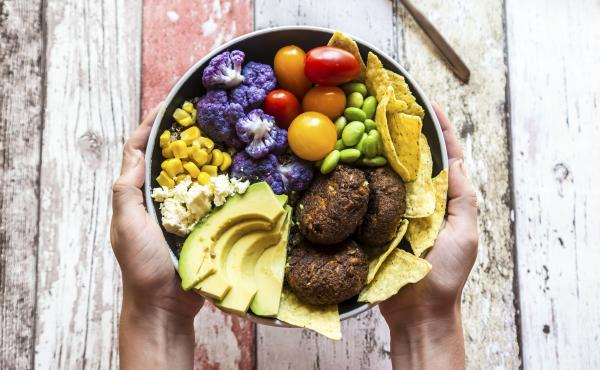 To help protect the planet and promote good health, people should eat less than 1 ounce of red meat a day and limit poultry and milk, too. That's according to a new report from some of the top names in nutrition science. People should instead consume more