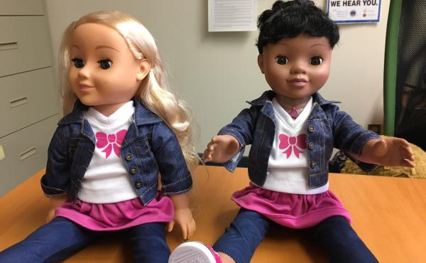 Privacy groups have filed a complaint about My Friend Cayla dolls to the Federal Trade Commission, arguing that they spy on children.