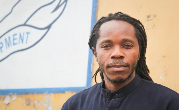 Sierra Leone's minister of education and chief innovation officer David Moinina Sengeh is a man of many talents. He's using mobile phone technology to improve daily life, he invented a way to make a prosthetic limb with a computer-assisted technique and h