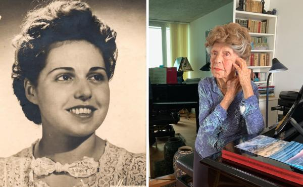 Colette Maze, now 107, began playing the piano at age 5 and defied the social conventions of her day to embrace it as a profession rather than as a pastime. Her son first arranged for her performances to be recorded when she was in her 90s. She has just r