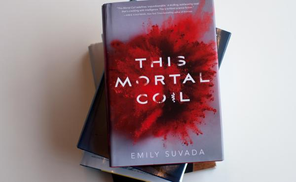 'This Mortal Coil' by Emily Suvada