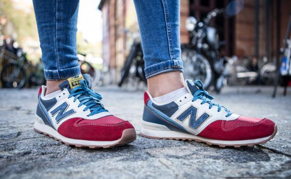 """A Neo Nazi group has declared New Balance the """"Official Shoes of White People.""""  (Really.  They're serious.)"""