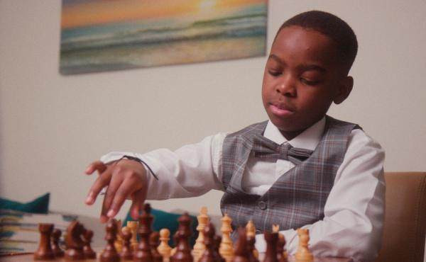 Nine-year-old Tani Adewumi was hoping to defend his title this weekend at the New York State Scholastic Chess Championship. The tournament was canceled due to Coronavirus. When Tani won the primary school division in 2019, he was living with his family in