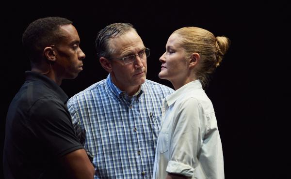 Will Cobbs and Pete Simpson play FBI agents interrogating Emily Davis's Reality Winner, in Is This a Room.