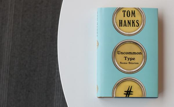 'Uncommon Type' by Tom Hanks