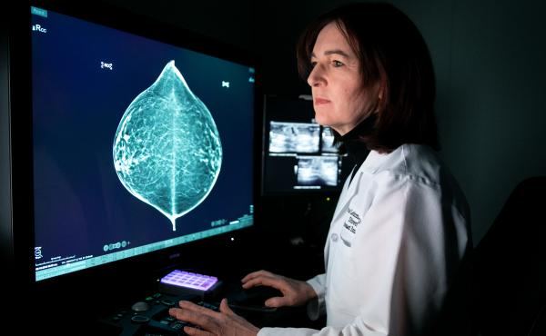 """The optimist in me says in three years we can train this tool to read mammograms as well as an average radiologist,"" says Connie Lehman, chief of breast imaging at Massachusetts General Hospital in Boston."