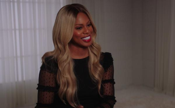 Laverne Cox is the executive producer and a prominent voice in the new documentary Disclosure.