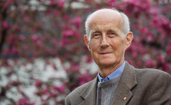 Tony McMichael has written more than 300 papers on how erratic weather and climate can cause health problems. He died in September.