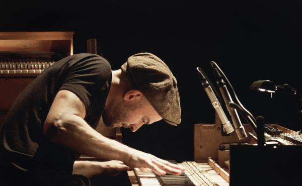 Four nights onstage in Berlin in 2018 are the subject of Nils Frahm's new concert film and soundtrack album, Tripping With Nils Frahm.