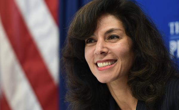 Ashley Tabaddor, a federal immigration judge in Los Angeles, is the President of the National Association of Immigration Judges.