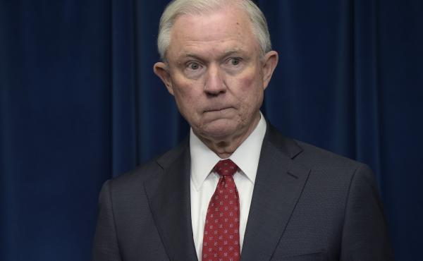 Attorney General Jeff Sessions has ordered federal prosecutors to consider tougher charges against people who illegally cross the U.S.-Mexico border for the first time.