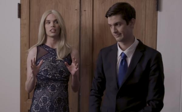 Josh Sharp and Aaron Jackson embrace the comedy of the Trump family in Funny or Die's Jared & Ivanka.