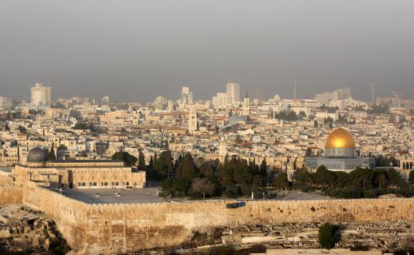 Both Israel and Palestinians claim Jerusalem as capital. No country maintains an embassy in the city.