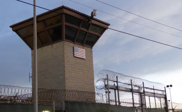 The inmate population at the U.S. military prison in Guantánamo Bay, Cuba, once stood at nearly 700 but has since dwindled to 40.