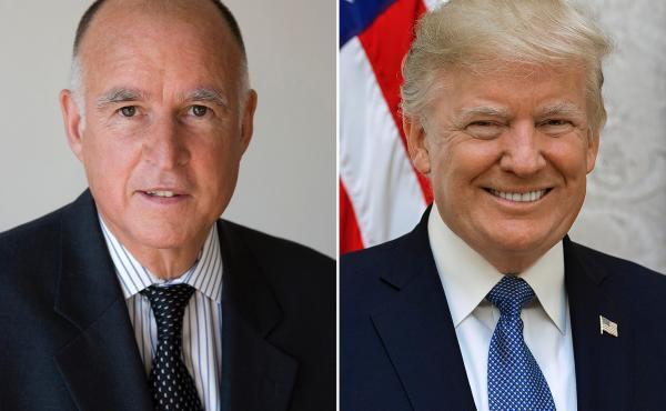 Trump-Brown