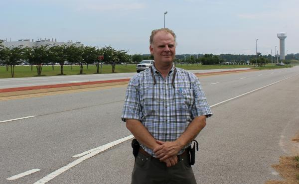 Steve Tramell is mayor of West Point, Ga., home to a Kia auto plant that employs thousands. He's worried about the potential impacts that proposed import tariffs on auto parts and cars would have on his town.