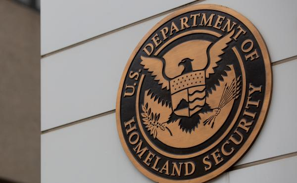 A federal judge blocked further implementation of a rule issued last year by the Department of Homeland Security.