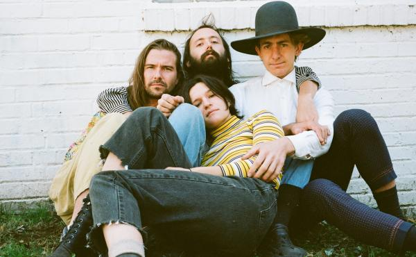 Big Thief's Two Hands, out this week, is its second album of 2019.