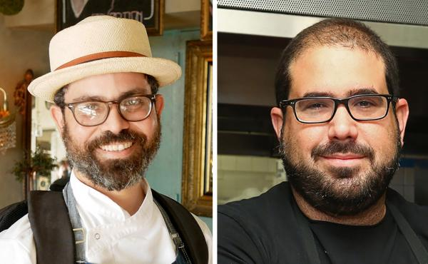 Gabriel Hernandez (left) and Jose Enrique are Puerto Rican chefs named as semifinalists for the best chef of the South category of the 2018 James Beard Awards. The recognition comes as the island's restaurants recover from Hurricane Maria.