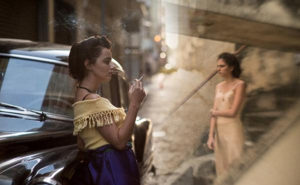 Karim Aïnouz's Invisible Life stars Julia Stockler and Carol Duarte as two sisters separated in 1950's Rio de Janeiro.