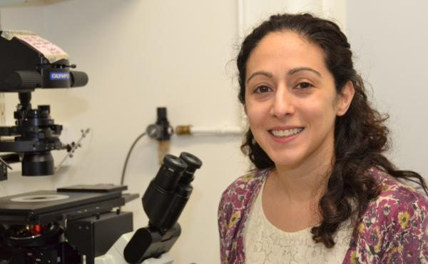 Kathy Niakan is leading the Francis Crick Institute research team that applied for permission to edit genes in human embryos.