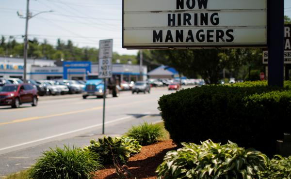 Employers continued to add jobs in February, and the unemployment rate remained near historic lows.