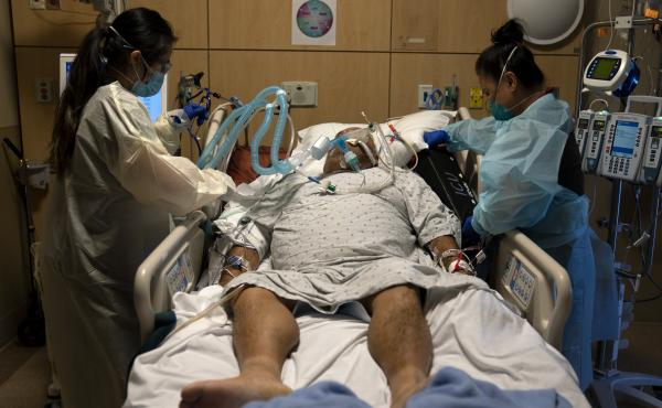 Hospitalizations and deaths from the coronavirus continue to increase this month, with the number of Americans who died in a single day from the illness surpassing 3,600.