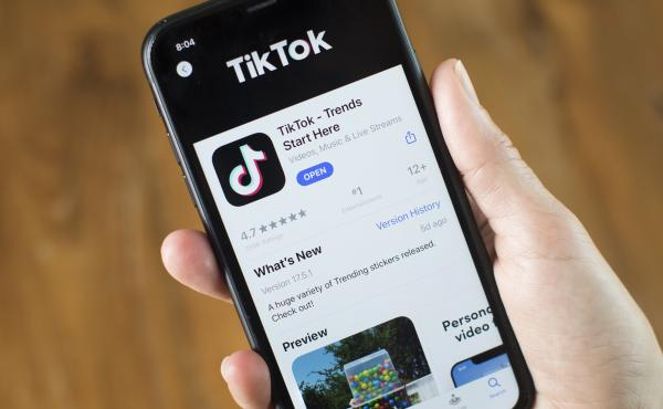 As of Sunday, mobile app stores in the U.S. won't be allowed to distribute or maintain the WeChat or TikTok apps, the Commerce Department says.