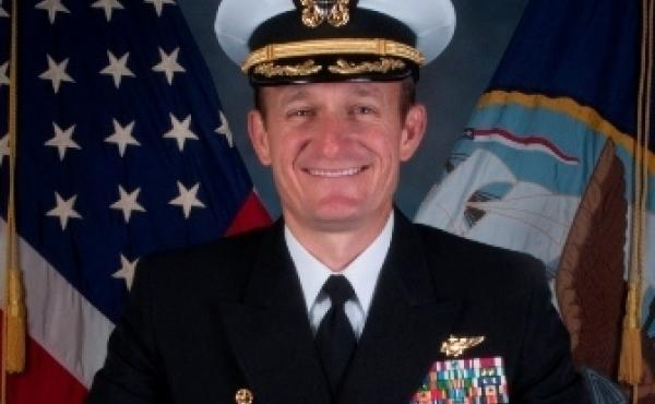 U.S. Navy Capt. Brett Crozier was relieved of his command of the aircraft carrier USS Theodore Roosevelt on Thursday after he complained in a letter about the Navy's response to a shipboard outbreak of the coronavirus.