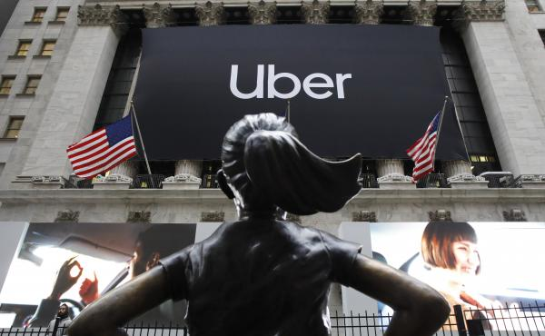 App-based driver advocacy groups say they anticipated the National Labor Relations Board decision announced on Tuesday. The NLRB declared Uber drivers are independent contractors, not employees.