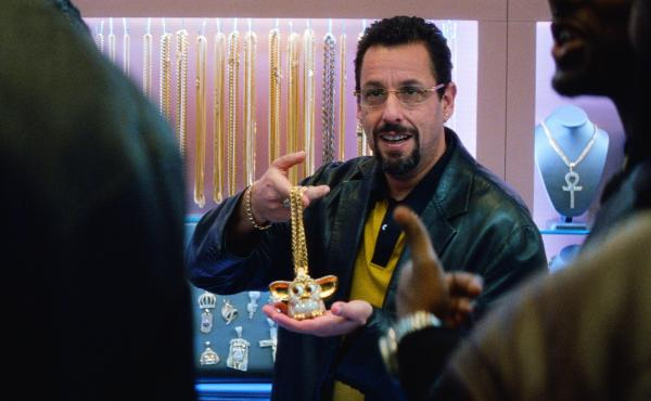 Adam Sandler stars as a 'high risk, high reward' jewelry store owner in the Safdie brothers' newest film, Uncut Gems.