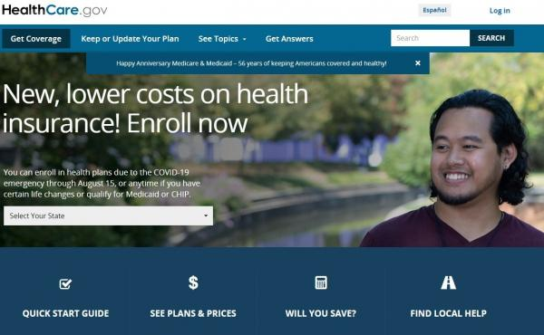 A special open enrollment period on all Affordable Care Act marketplaces, including on the federal insurance exchange, HealthCare.gov, runs until Aug. 15. Many people qualify for free or low-cost plans.