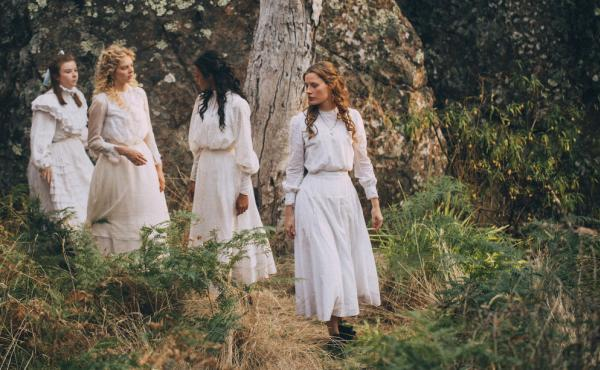 Picnic at Hanging Rock was written by Joan Lindsay in 1967 and made into a very moody and memorable movie by director Peter Weir in 1975. Now, a new TV miniseries picks up the story of an ill-fated picnic in rural, turn-of-the-century Australia.
