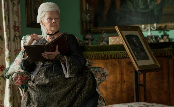 Amusing, But Not Amused: Judi Dench stars as the Queen of England and the Empress of India in Victoria and Abdul.